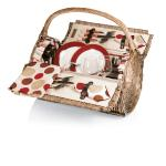 Picnic Time Barrel MoKa Picnic Basket for Two