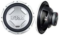 Boss Car Subwoofer Chaos Exxtreme Silver 1400 Watts