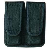 Bianchi 7302HS AccuMold Double Magazine Pouch, Snap, Size 4