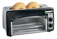 Hamilton Beach Toastation Toaster & Toaster Oven In 1
