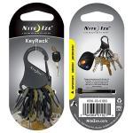 Nite-ize Key Rack, Black w/Military SBPO