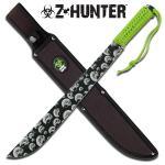 Zombie Hunter Survival Fight Machete Sword Knife