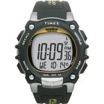 Timex Ironman 100-Lap Flix Digital Watch with Black Resin Strap