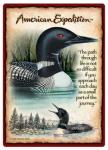 American Expeditions Loon Playing Cards
