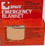 MPI Emergency Blanket, Gold
