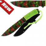 Zombie Survival Full Tang Knife