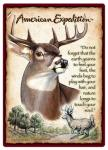 American Expeditions Deer Playing Cards