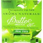 Aloe Vera Aromatherapy By Flavorless Tender Care Therapeutic Lip Balm .15 Oz