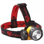 Streamlight HAZ-LO LED Headlamp, 3x AAA, 120 Lumens, Yellow