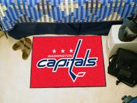 "Washington Capitals Starter Mat 20""x30"""