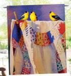 Eklund's Ltd. Flag Large, Birds of a Feather