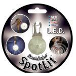 Nite-ize SpotLit Keychain Light, White