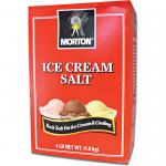 Morton Rock Salt For Ice Cream Makers