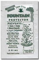 Cafe Free Enzymes Fountain Protector Pouch