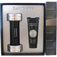 Davidoff Champion By Davidoff Eau De Toilette Spray 3 Oz & Hair And Body Shampoo 2.5 Oz for Men
