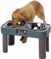 Virtu Big Dog Feeder 16 Teal