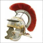 Roman Centurian (Red) Helmet