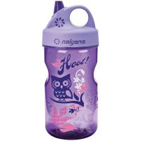 Nalgene Grip-n-gulp Purple Hoot