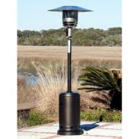 Fire Sense 46,000 BTU Mocha Standard Patio Heater