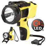 Streamlight Waypoint Spotlight with 12V DC, Yellow