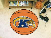 "Kent State Golden Flashes Basketball Rug 29"" diameter"