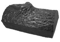 John Wright Company Log Steamer - Black