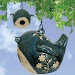 Coyne's Company Stylized Bird Birdhouse