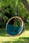 Byer of Maine Globo Chair, Green, Agora Outdoor Fabric