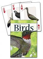 Adventure Publications Birds of the Southeast Playing Cards
