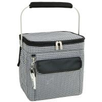 Picnic at Ascot Multi Purpose Beverage Cooler- Houndstooth