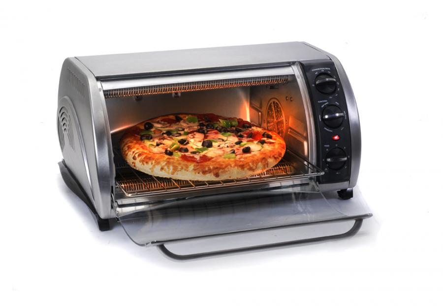 Maximatic 6 Slice Convection Toaster/Pizza Oven (Stainless Steel)