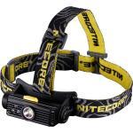 Nitecore HC90 Headlamp, Rechargeable, Black/Yellow, 900 lm, LED