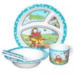 Garfield Childs 5 Piece Table Set