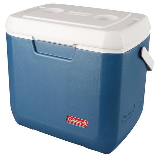 Coleman Coleman 28 Quart Blue/White/Grey Cooler 3000002009