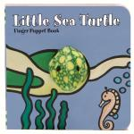 Chronicle Books Little Sea Turtle Finger Puppe