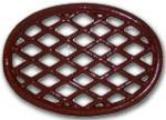 John Wright Company Trivet - Apple Red Lattice