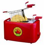 Nostalgia Electrics Fiesta Series Baked Taco Shell Toaster