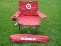 Alabama Crimson Tide Ultimate Tailgate Chair