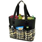 Picnic at Ascot  Large Insulated Multi Pocketed Travel Bag - Paris