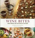 Chronicle Books Wine Bites Cookbook