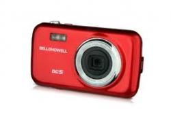 IRC Bell+howell Fun-Flix 5MP Kids Digital Camera (Red)