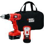 Black & Decker GCO12SFB 12-volt Cordless Drill & Stud Sensor Kit
