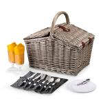 Picnic Time Piccadilly Picnic Basket For Two  (Anthology Collection)