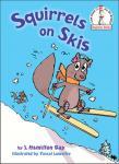 Random House Squirrel on Skis