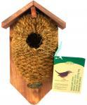Best For Birds Nest Pocket Coconut Fiber With Roof