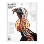 Champion Traps & Targets Turkey Targetlifesize (12/Pk)