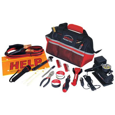 Apollo Precision Tools Apollo Tools 53 Piece Roadside Tool Kit