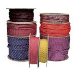 ABC 8mm X 300' Cord Assorted Light Colors
