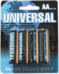 Universal Battery D5930/D5330 Super Heavy-Duty Batteries (AA 4-pk)