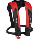 Onyx Outdoor M-24 Manual Inflatable Life Jacket (PFD) - Red